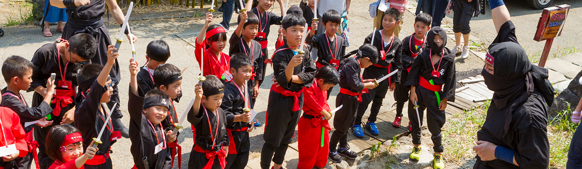 About the Kids' Ninja Academy